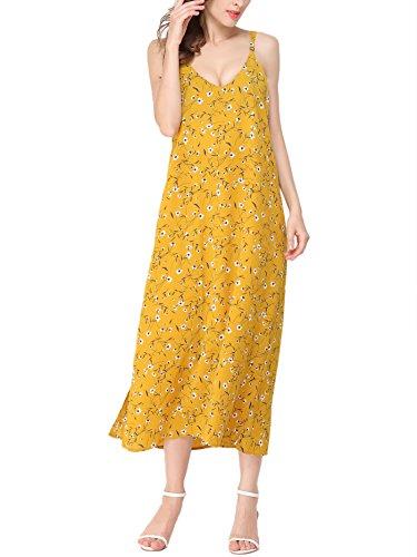 d6f3a3dce3fc Summer Casual Boho Long Maxi Dress